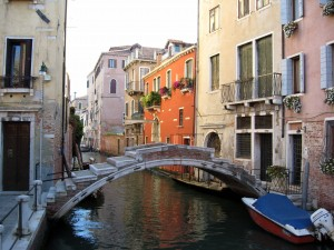 Bridge over Cannaregio Canal