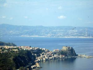 Leaving Campania for Calabria